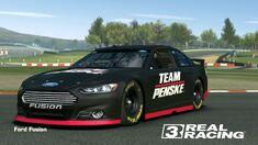 Showcase Ford Fusion (Team Penske - 2015)