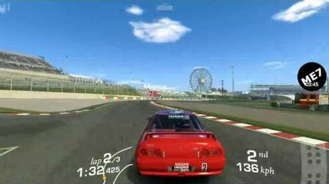 Real Racing 3; Unleash The Beast; Stage 7.3