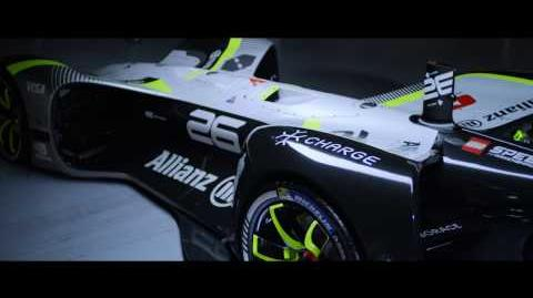 Roborace - The World's First Driverless Electric Race Series