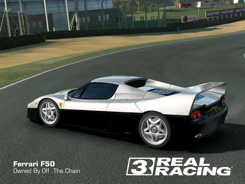 Ferrari f50 silver gallery hd cars wallpaper ferrari paint jobs real racing 3 wiki fandom powered by wikia silver with just a black vanachro Image collections