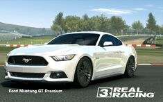 Showcase Ford Mustang GT Premium