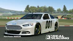 Showcase Ford Fusion (NASCAR Academy)