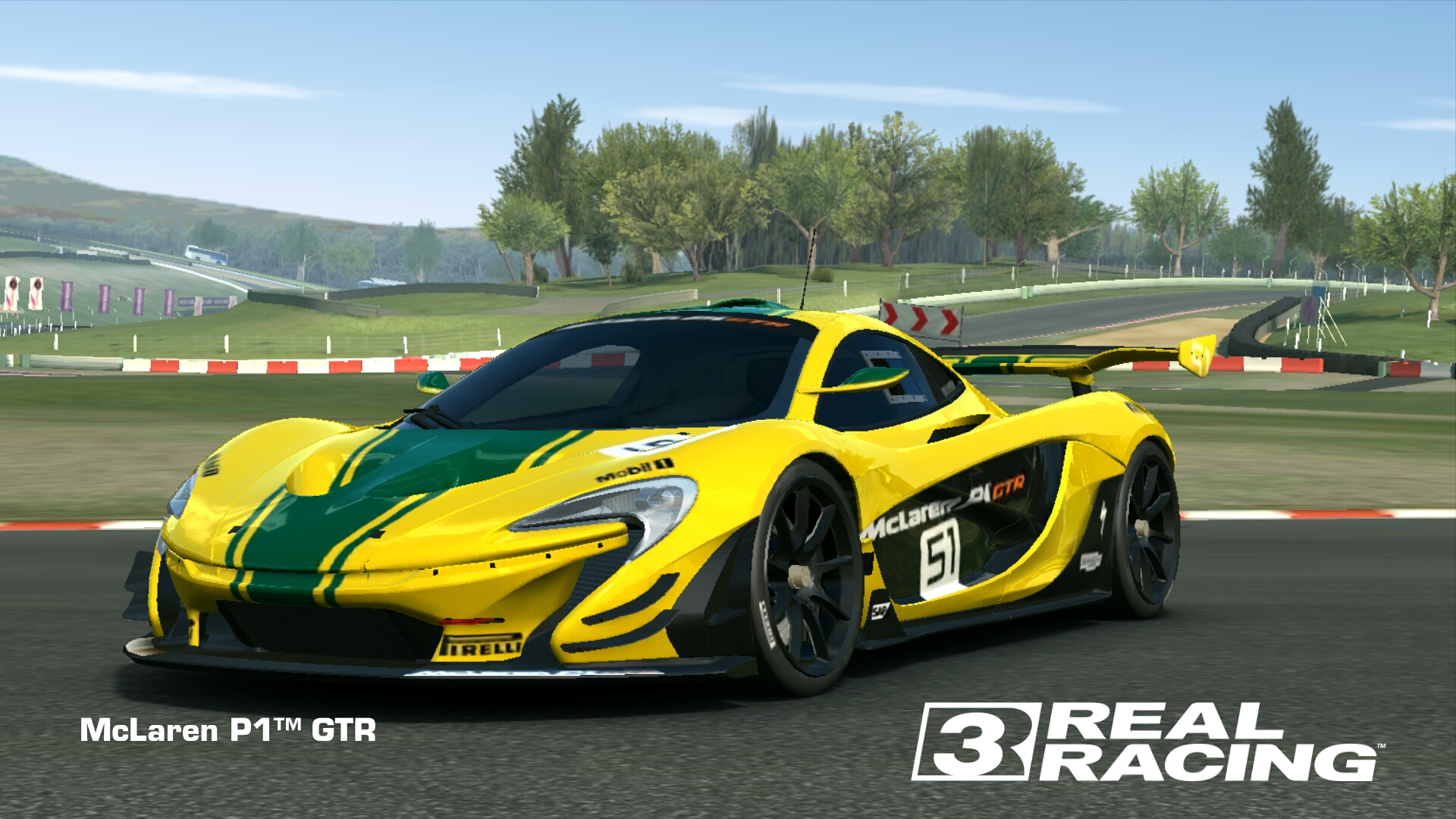 mclaren p1 gtr real racing 3 wiki fandom powered by wikia. Black Bedroom Furniture Sets. Home Design Ideas