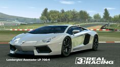 Showcase Lamborghini Aventador LP 700-4
