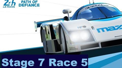 Path of Defiance Stage 7 Race 5 (3-1-3-2-3-2-1)