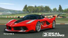 Showcase Ferrari FXX K
