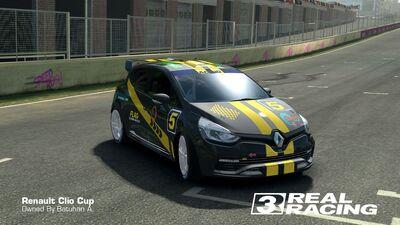 Clio Cup Team SB No.5 Overall
