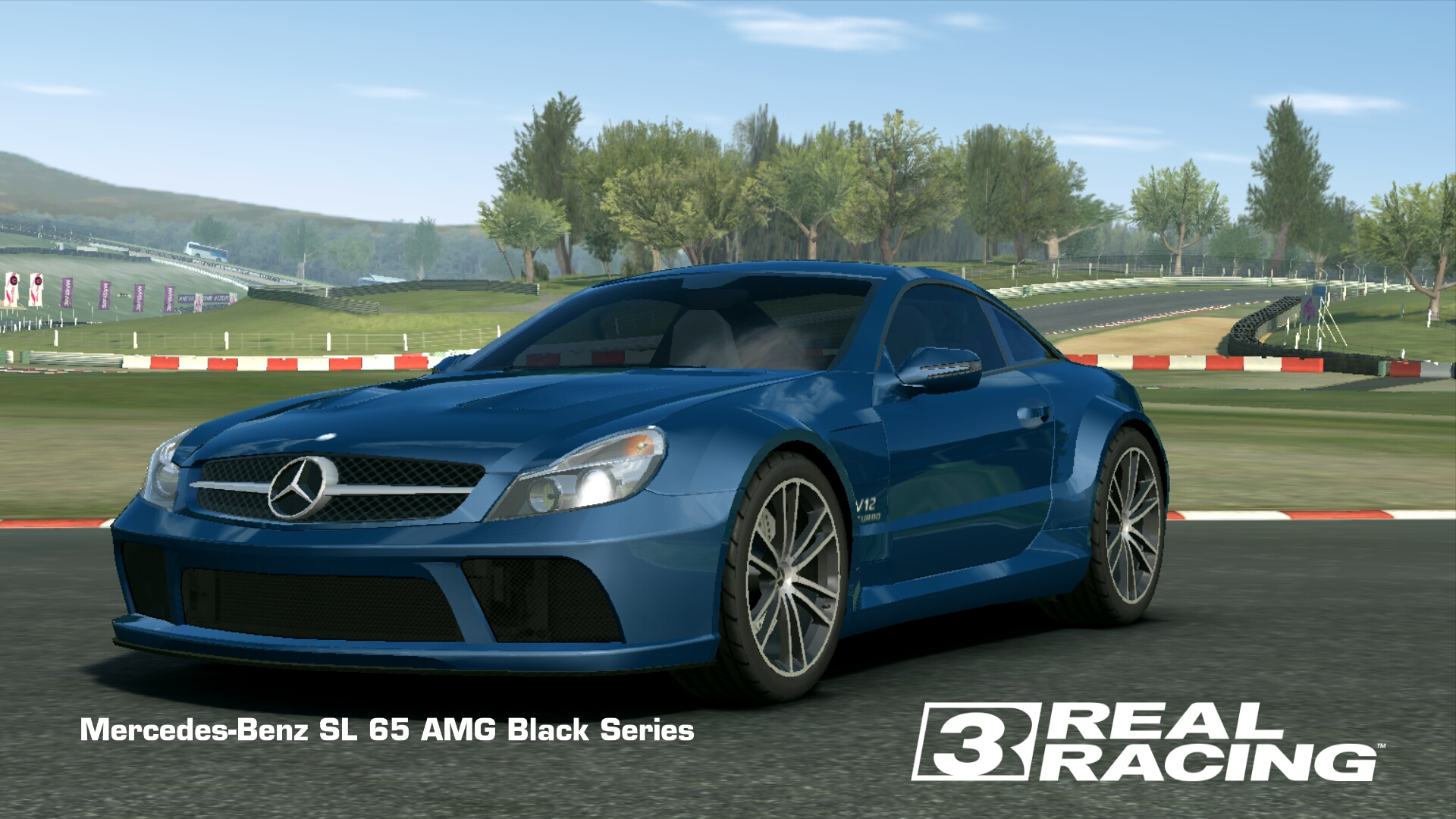 Mercedes benz sl 65 amg black series real racing 3 wiki fandom powered by wikia