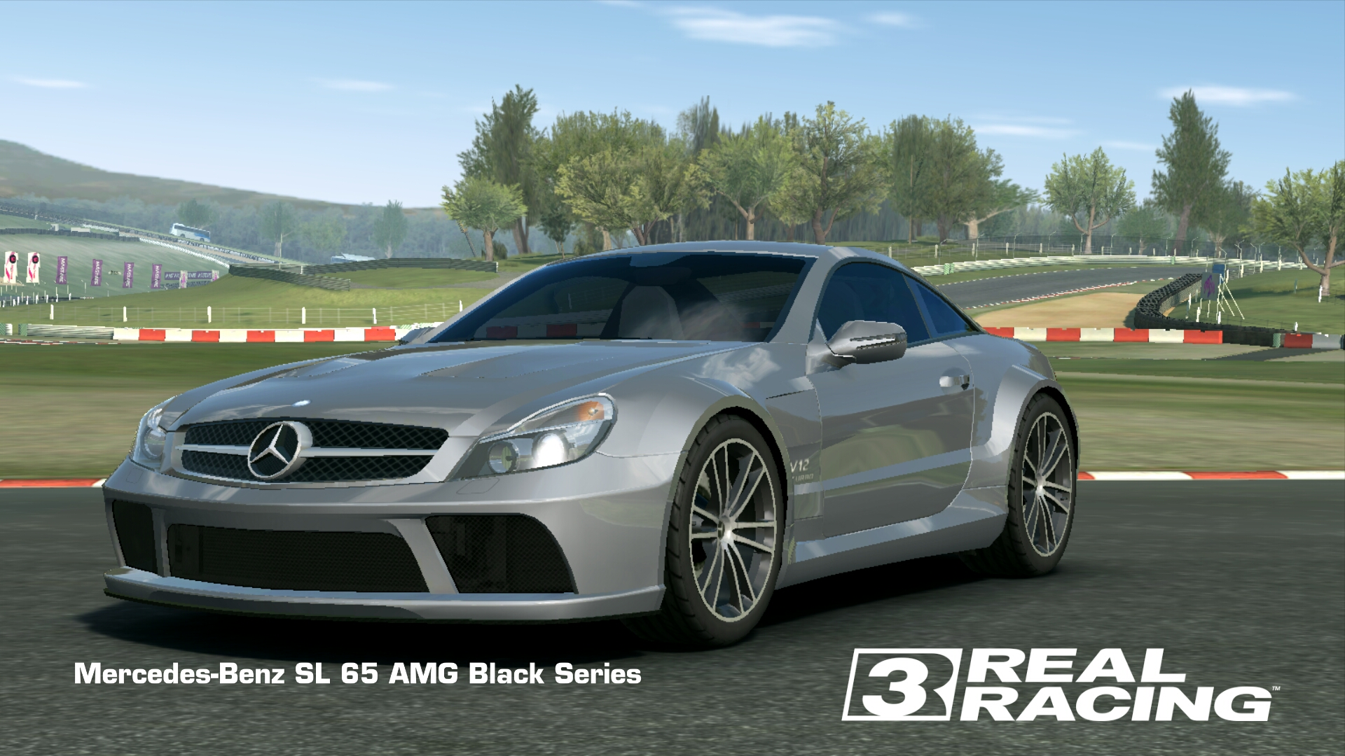 mercedes benz sl 65 amg black series real racing 3 fandom powered by wikia. Black Bedroom Furniture Sets. Home Design Ideas
