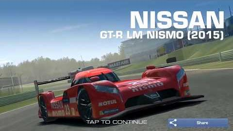 Real Racing 3 - GT-R LM Championship 100%