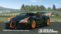 Showcase Bugatti Veyron 16.4 Grand Sport Vitesse