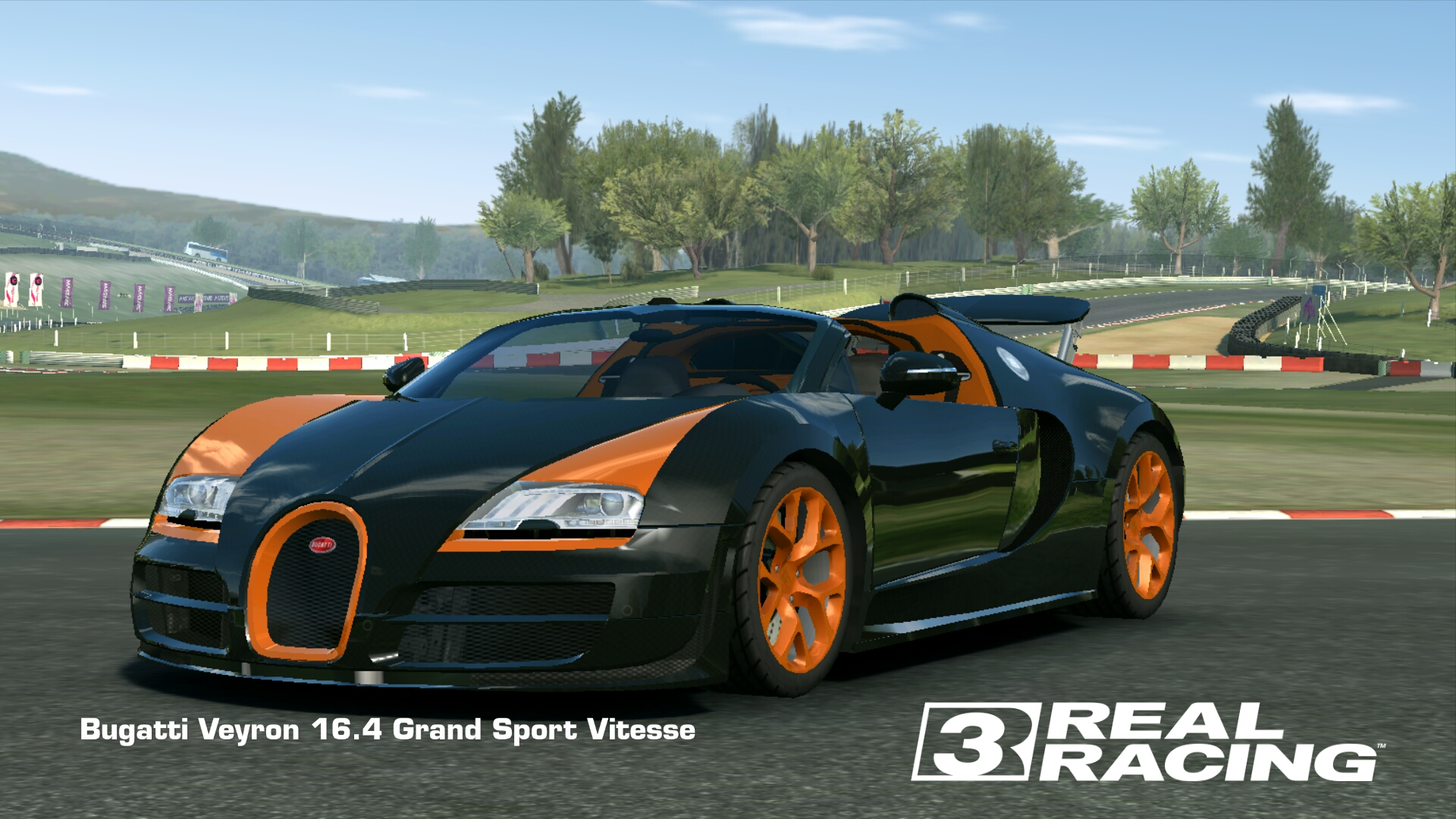 bugatti veyron 16 4 grand sport vitesse real racing 3 wiki fandom powered. Black Bedroom Furniture Sets. Home Design Ideas
