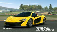 Showcase McLaren P1™