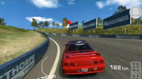 Real Racing 3; Unleash The Beast event; Stage 6.4