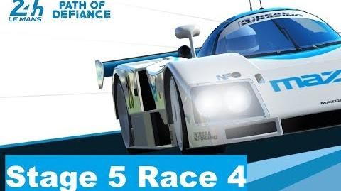 Path of Defiance Stage 5 Race 4 (1-1-3-2-3-2-1)