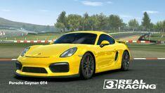 Showcase Porsche Cayman GT4