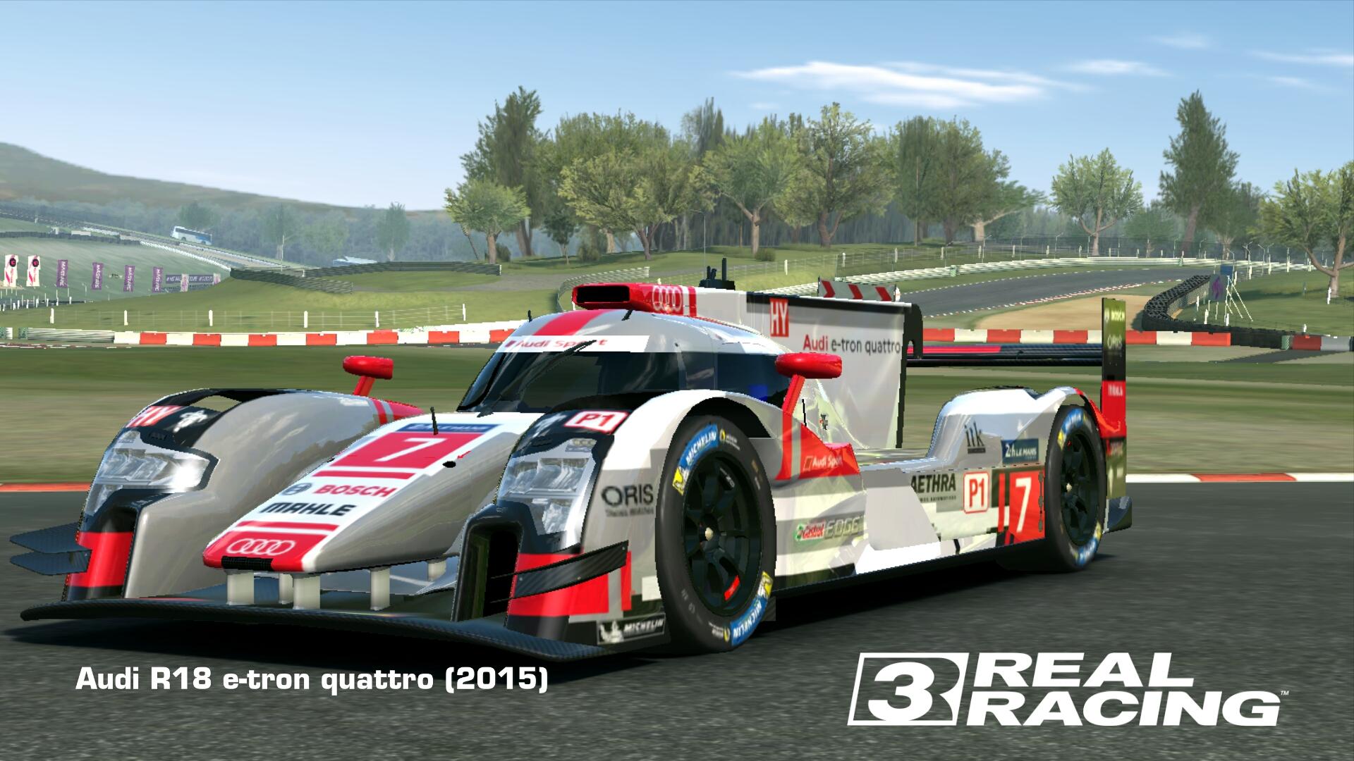 audi r18 e-tron quattro (2015) | real racing 3 wiki | fandom