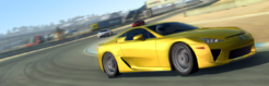 Series Lexus LFA Showcase Series