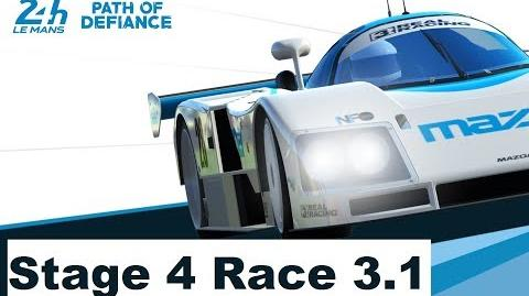 Path of Defiance Stage 4 Race 3