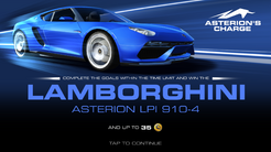 Asterion's Charge (v5.4.0)