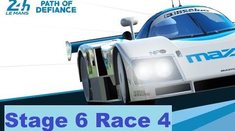 Path of Defiance Stage 6 Race 4 (3-1-3-2-3-2-1)