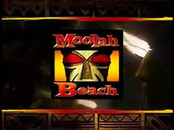 Moolah Beach Logo