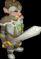 Peth's light armour