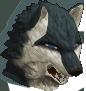 Wolf chathead