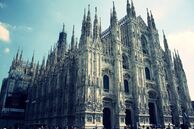 Gothic cathedral d uomo by yolayoli-d4az34e