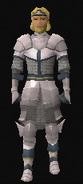 Leif elite white knight