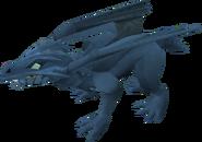 Baby dragon (blue) pet