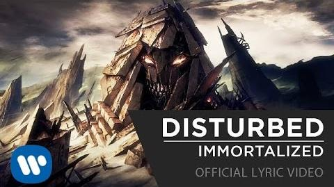 Disturbed - Immortalized Official Lyric Video-0
