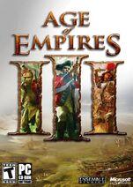Age of Empires 3-boxart