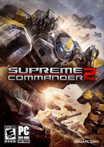 Supreme Commander 2-boxart