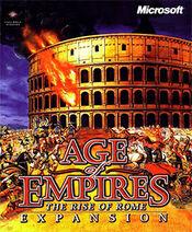 Rise of Rome-boxart