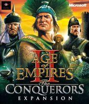 The Conquerors-boxart