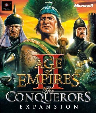 File:The Conquerors-boxart.jpg