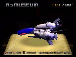 R-9C War-Head