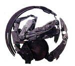 Wheel droideka