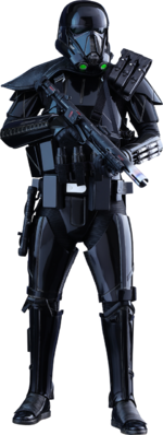 Death Trooper-Sideshow