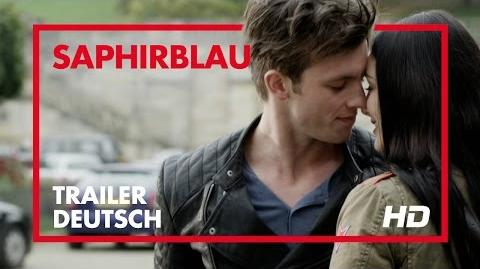 Sapphire Blue - Official Trailer (German) - Concorde Movie Lounge