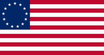 800px-US 13 Star Betsy Ross Flag