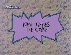 KimiTakesCake