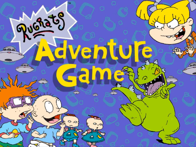 File:Rugrats Adventure Game logo.png