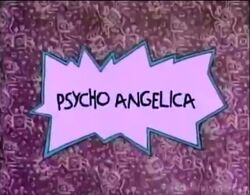 Rugrats - Psycho Angelica