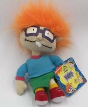 Chuckie Beanbag Plush Toy Doll