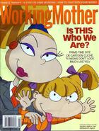 WorkingMother Rugrats Magazine Book