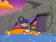 Rugrats - Submarine 49