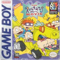 Rugrats Movie Game Boy
