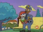 Rugrats - Officer Chuckie 39